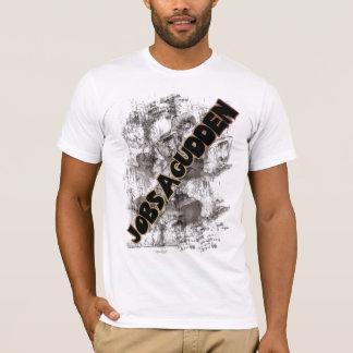 男性へJobsaguddenヨークシャのTシャツ Tシャツ