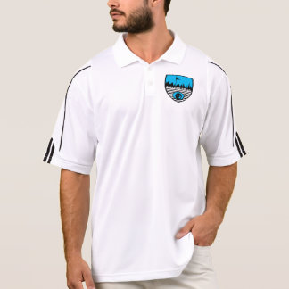 男性アディダスのゴルフClimaLite®のポロシャツ ポロシャツ