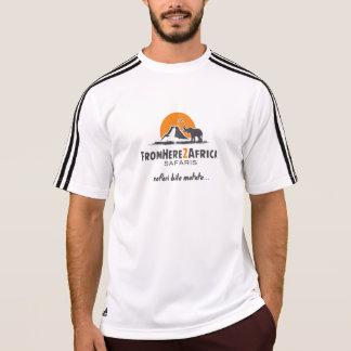 男性アディダスのwickingワイシャツ tシャツ