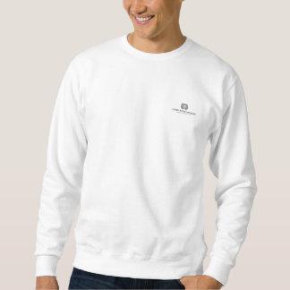 男性ヘンリーの財産のロゴのワイシャツ スウェットシャツ