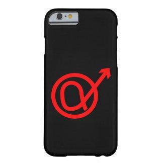男性指導者の印 BARELY THERE iPhone 6 ケース