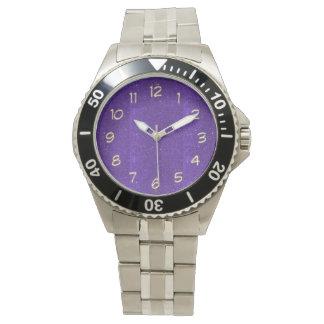 男性用ステンレス鋼のブレスレットの腕時計の編集可能ギフト 腕時計