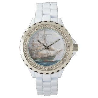 男性用航海のな腕時計 リストウォッチ
