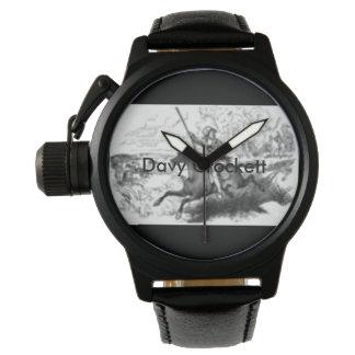 男性用Davy Crockettの腕時計 腕時計