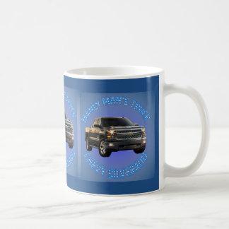 男性Chevy Silveradoのトラックのマグ コーヒーマグカップ