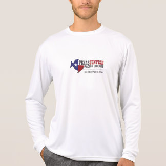 男性LongSleeve MicroFiber Tシャツ