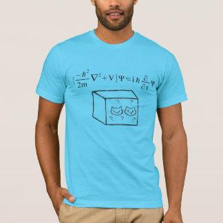 男性Schrodingerのワイシャツ Tシャツ