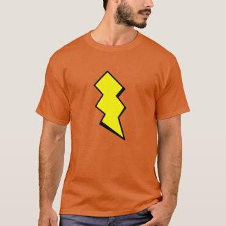 男性Skeeter LighningのボルトTシャツ Tシャツ