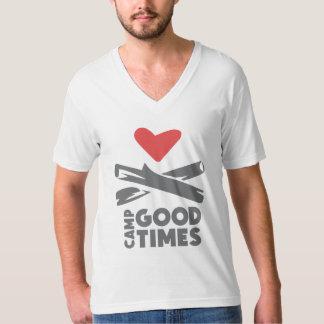 男性VNeck Tシャツ