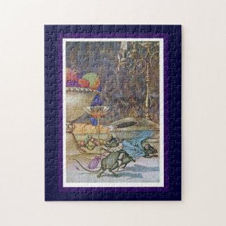 町のマウスおよび国Mouse 1919年 ジグソーパズル