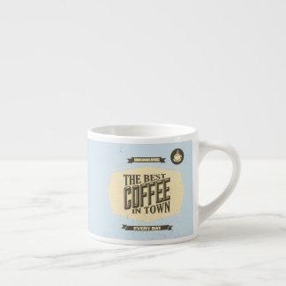 町のマグの最も最高のなコーヒー エスプレッソカップ