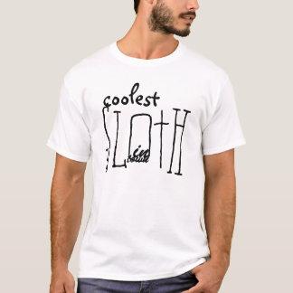 町のワイシャツの最もクールな怠惰 Tシャツ
