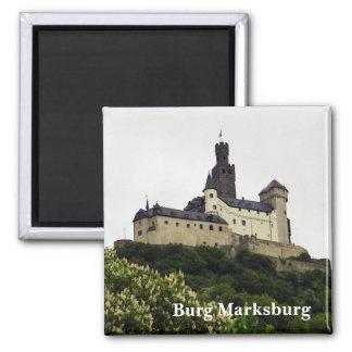 町のMarksburgの磁石 マグネット