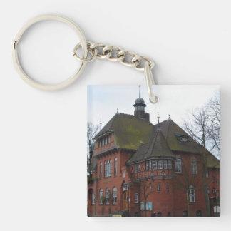 町ドイツ- Rathaus キーホルダー