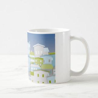 町 コーヒーマグカップ