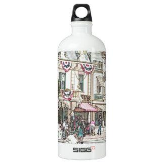 町、米国 ウォーターボトル