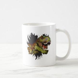 町T-REXの最も最高のな恐竜のマグ コーヒーマグカップ