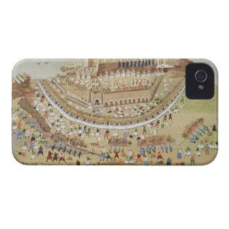 画像からの1827年にアテネの包囲、こんにちは Case-Mate iPhone 4 ケース