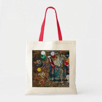 画学生のバッグ トートバッグ