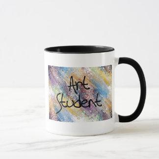 画学生 マグカップ