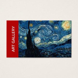 画廊の名刺 名刺