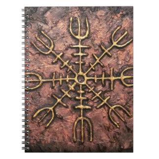 畏怖の舵輪 ノートブック