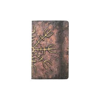 畏怖の舵輪 ポケットMoleskineノートブック