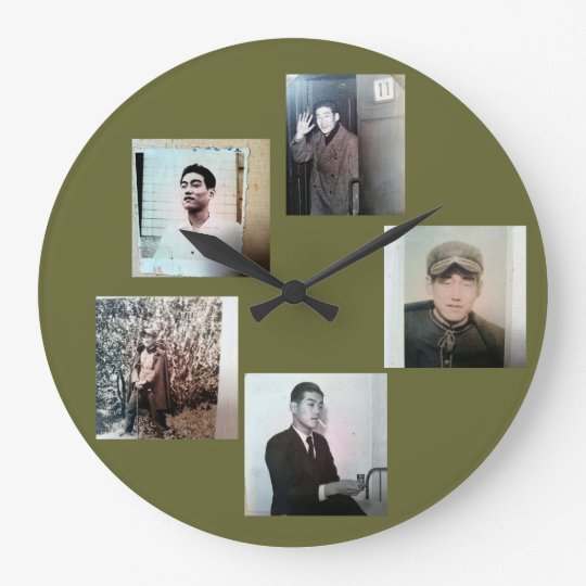 畑生浩子 きみのじかん展 Firenze ラージ壁時計
