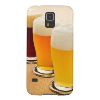 異なったタイプのビール GALAXY S5 ケース