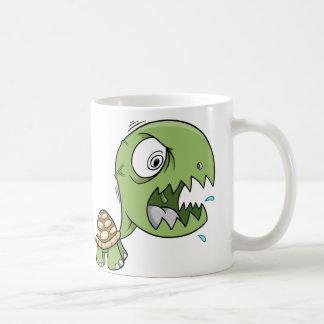 異常で熱狂するで堅いカメのコーヒー・マグ コーヒーマグカップ
