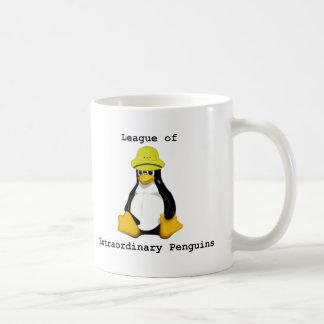 異常なペンギン2のリーグ コーヒーマグカップ