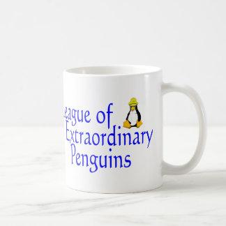 異常なペンギン4のリーグ コーヒーマグカップ