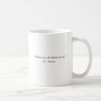 異常な母 コーヒーマグカップ