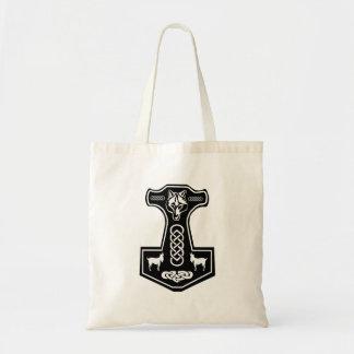 異教のなトールのハンマー トートバッグ