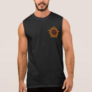 異教のなプライド 袖なしシャツ