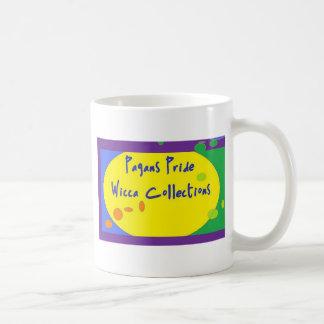 異教徒のプライドのWiccaのコレクションL コーヒーマグカップ