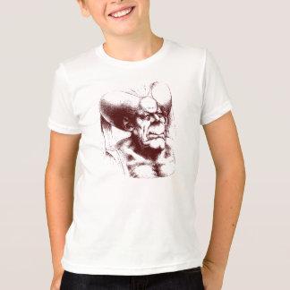 異様な女性 Tシャツ