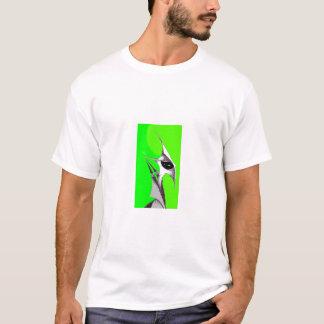 異様な訪問者 Tシャツ