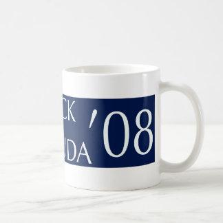 異端者またはSarahcuda 「08のコーヒー・マグ コーヒーマグカップ