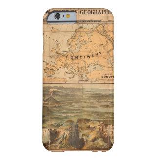 疲れた世界地図8 BARELY THERE iPhone 6 ケース
