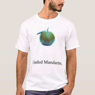 疲れ切ったマンダリン Tシャツ