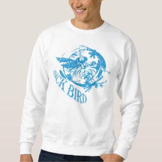 病気の鳥 スウェットシャツ