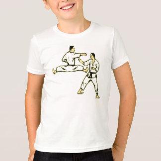 病気のAzzの空手移動 Tシャツ