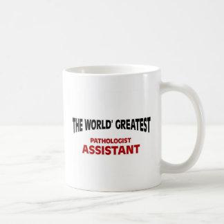 病理学者の助手 コーヒーマグカップ