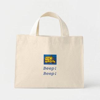 発信音の発信音のバッグ ミニトートバッグ