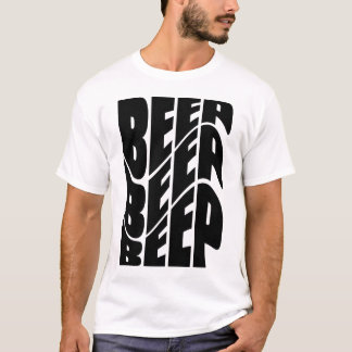 発信音の発信音の発信音 Tシャツ