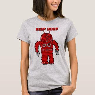 発信音Boop Tシャツ