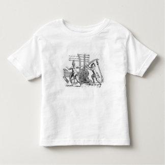 発射のやりのためのローマの兵器 トドラーTシャツ