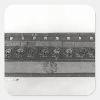 発明される計算機械 スクエアシール