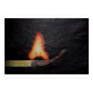 発火具 ポストカード